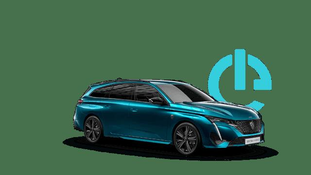 new peugeot 308 sw hybrid